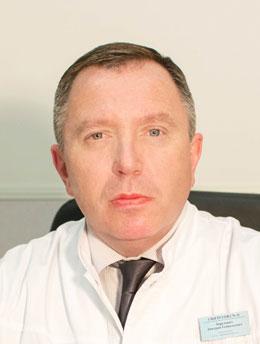 Борухович Дмитрий Геннадьевич, главный врач