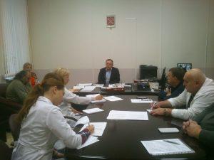Отчёт о мероприятии от 08.02.2018г. по профилактике Ксантелазмы
